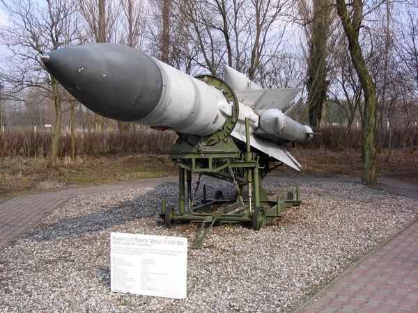 Russische bodenluftrakete sa 5 gammon